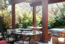 Outdoor Spaces / by Design-Craft Cabinets