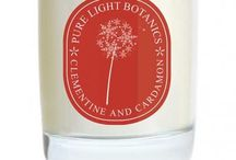 scented candles / Best scented candles collection in uk. Doscover your scented candles from http://purelightbotanics.com.