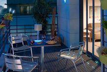 BALCONS / #balcon #terrasse #outdoor #déco #maison #appartement