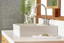 Bath Time / Favorite Bathrooms & powder rooms