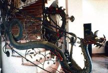 Dragon Staircase / Verrrry interesting!!