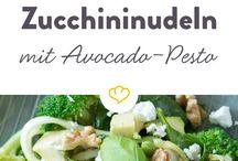Zucchini-Nudel-Rezepte