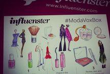 #modavoxbox Influenster