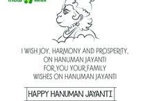 #Indiameds wish you a Happy #HanumanJayanti