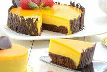 Mango Cakes