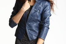 Leather Spring Jackets