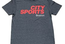 City Sports Tees / Brand New Colors!