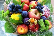 овощные\фруктовые букеты