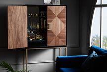 alkohol cabinet