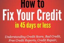 Fix credit book