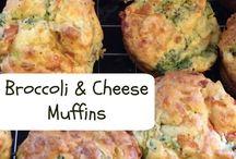 Savoury Muffins & Scones / 0