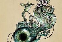Pisces//tattoo