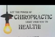Chiropractic / by Elizabeth Thorne