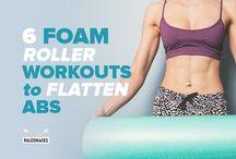 Foam roller!