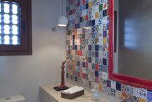 Arquitetura - Banheiros