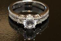 3 Stone Engagement Rings / 3 Stone Engagement Rings