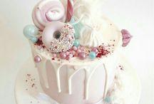 Adult Birthday/Celebration Cakes