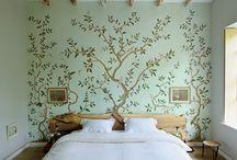 Bedrooms / by Jane Mooney