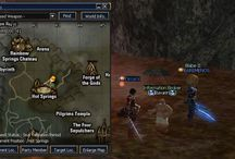 (Quest) game elements / Game elements and mechanics from MMO's, RPG's and sandbox games.