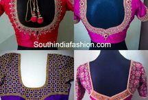 saree blouses idea