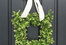 wreath / by Egg
