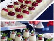 Nice desserts