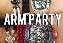 Arm Party / Because More is More...