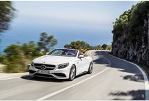The new Mercedes-AMG S 63 Cabriolet / The new Mercedes-AMG S 63 Cabriolet produces one of the most enviable combinations of attributes to be found anywhere: style, innovation, agility, power and exclusivity. It is a true expression of the inner strength below the metal, transformed to a monumental presence to the outside.   [Combined fuel consumption: 10.4 l/100 km | CO2 emissions: 244 g/km | http://amg4.me/Efficiency-Statement]
