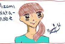 My Drawings / by Naomi W.