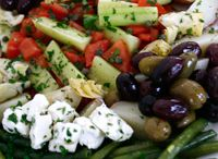 MEDITERRANEAN CUISINE / ONE OF MY FAVORITE FOODS IN THE WORLD !!  SO DELICIOUS AND HEALTHY.  PLEASE PIN ONLY MEDITERRANEAN DISHES - ALL OTHER DISHES WILL BE DELETED.  THANK YOU FOR ALL YOUR PINS !!