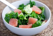 Paleo - Salads / Can be sides, can be standalone but they are definitely wonderful and paleo!