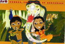 Inde Comptines - Contes / Un voyage parfumé à la cardamone! Un enchantement