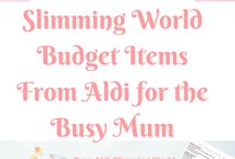 Slimming World Budget Recipes for Families / Easy, healthy and budget food ideas for the whole family who love Slimming World. Only family friendly cheap recipes included.