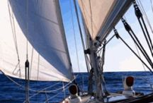 SAILING / #Sailboats #sailing Living onboard Camping Storage tips Securety Everything marine and nautichal