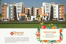 Sree Daksha's YAGNYA / Yagnya is like a well-polished diamond, designed by able hands to add that special sparkle to your life. It is truly an exclusive apartment complex that is a shining example of our commitment to give you a home you can take justifiable pride in. As is our wont, we travel that extra mile to ensure that everything is shipshape. You get a home that you richly deserve.