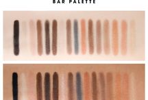 Palettes S / Swatches