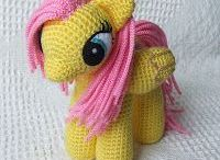 crochet my little pony