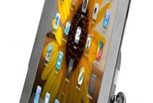 iShot G9 Pro - Metal iPad Case with Built in Tripod Adapter - Photography,