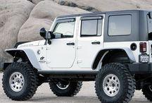 Jeep JK To Do's / by Jason Harris