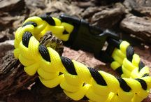 paracord projects / paracord bracelets and other projects / by Tina Christensen