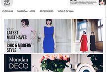 Morodan Shop - Morodan.com.ro / by Ana Morodan