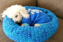 πουλόβερ για μικρόσωμα σκυλάκια με το βελονάκι