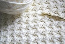 crochet knitting and sewing / by Bernice Du Plessis