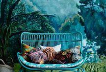 BOHEMIAN DECOR / by L'Essenziale Home Designs
