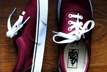 u'D NEVER GO WROONG WITH VANS