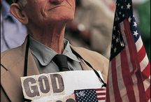 Inspiring! God Bless America / by Kathi Woodle