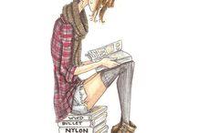 Milena desenhos