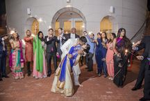 Multicultural Weddings / We love when couples incorporate their heritage into their big day!