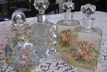 Perfume Bottles / by Victoria Buttigieg