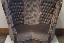 Chairs / by Astraea Morford